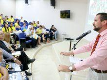 04.08.2015 - V CONGRESSO DE INICIAÇÃO CIENT. PAIC- FOTO ÉRICO X-9
