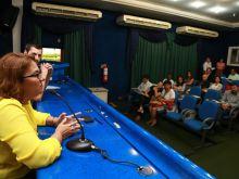 10.03.2015 - POSSE DA CÂMARA DE ASSESSORAMENTO CIENTÍFICO DA FAPEAM - FOTOS ÉRICO X-23