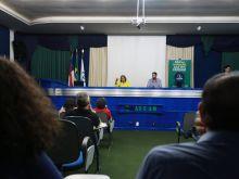 10.03.2015 - POSSE DA CÂMARA DE ASSESSORAMENTO CIENTÍFICO DA FAPEAM - FOTOS ÉRICO X-33