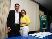 10.03.2015 - POSSE DA CÂMARA DE ASSESSORAMENTO CIENTÍFICO DA FAPEAM - FOTOS ÉRICO X-64