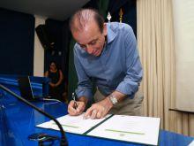 10.03.2015 - POSSE DA CÂMARA DE ASSESSORAMENTO CIENTÍFICO DA FAPEAM - FOTOS ÉRICO X-65