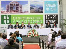 18.08.2015 - SBQS 2015 - SIMPÓSIO BRASILEIRO DE QUALIDADE DE SOFTWARE - FOTO ÉRICO XAVIER