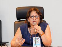 20.08.2015 - AULA INAUGURAL DO PAIC NA FVS - DRa. ROSEMARY COSTA - FOTO ÉRICO XAVIER