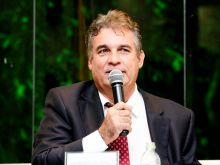 21.08.2015 - EVENTO DE LANÇAMENTO DA TORRE ATTO - DIRETOR DO INPA - LUIZ RENATO DE FRANÇA - FOTOS ÉRICO X._-50