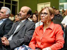 21.08.2015 - EVENTO DE LANÇAMENTO DA TORRE ATTO - DIRa. TÉCNICO CIENTÍFICO DA FAPEAM - ANDREA WAICHMAN  FOTOS ÉRICO X 39