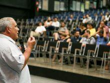 25.09.2015 - ESTEVÃO M. DE PAULA - SEC  SECTI ABERTURA DA TERCEIRA FASE DO SINAPSE - FOTO ÉRICO XAVIER-27