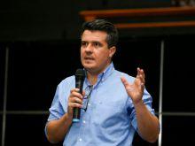 25.09.2015 - LEANDRO CARIONI - DIR. EXEC. DA FUND. CERTI - ABERTURA DA TERCEIRA FASE DO SINAPSE - FOTO ÉRICO XAVIER-40