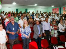 28.08.2015 - 60 ANOS DA  FUNDAÇÃO ALFREDO DA MATTA - FOTO LANA SANTOS_-13