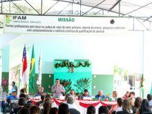 73 Anos do Instituto Federal do Amazonas - Campus Manaus - Zona Leste - Agênca Fapeam - Fotos  Érico Xavier_-56