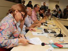 Assinatura do Acordo de Cooperação Técnica Para Implantação da Sala Cirúrgica inteligente na Fcecon. Fotos: Érico Xavier
