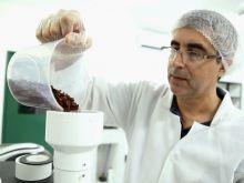 Empreendedor Jorge Carlos Neves disse que a nova linha de chocolates traz benefícios para a saúde digestiva e equilíbrio alimentar