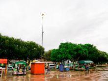 REDE ESTADUAL DE COMUNICAÇÃO DO AMAZONAS - EM IRANDUBA. FOTOS ÉRICO XAVIER_-11