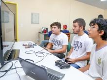 Cientistas Juniores do Programa RH-TI Desenvolvem Jogos Eletrônicos