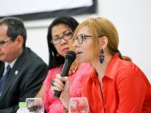 ANDREA WAICHMAN  - DIRETORA TÉCNICO CIENTÍFICA DA FAPEAM -   FOTOS ÉRICO XAVIER 20