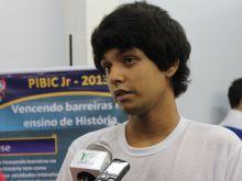 FEIRA TECNOLÓGICA DA FUCAPI - PIBIC JR