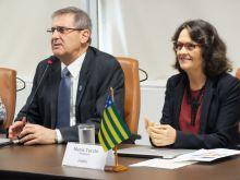 Sergio Gargioni e Maria Zaira Turchi. Foto - CONFAP