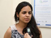 GANHADORES PRÊMIO FAPEAM 2015 RECEBEM CHEQUE -ÍTALA SOUZA _3662