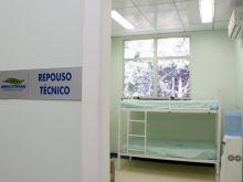 Inauguração da Enfermaria de Pesquisa na Fundação de Medicina Tropical. Fotos - Érico Xavier - Agência FAPEAM-16