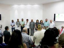 Inauguração da Enfermaria de Pesquisa na Fundação de Medicina Tropical. Fotos - Érico Xavier - Agência FAPEAM-19