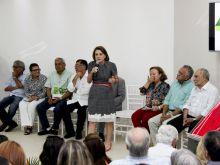 Inauguração da Enfermaria de Pesquisa na Fundação de Medicina Tropical. Fotos - Érico Xavier - Agência FAPEAM-22