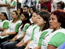 Inauguração da Enfermaria de Pesquisa na Fundação de Medicina Tropical. Fotos - Érico Xavier - Agência FAPEAM-29