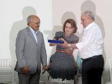Inauguração da Enfermaria de Pesquisa na Fundação de Medicina Tropical. Fotos - Érico Xavier - Agência FAPEAM-34