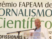 PRÊMIO FAPEAM DE JORNALISMO CIENTÍFICO  2012