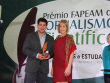 PRÊMIO FAPEAM DE JORNALISMO CIENTÍFICO  2013