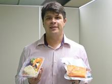 Preparo de pratos prontos para o consumo à base de pescado