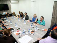 REUNIÃO DE ASSINATURA DO ACORDO DE COOPERAÇÃO - AGÊNCIA FAPEAM -  FOTOS: ÉRICO XAVIER