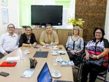 Reunião de Assiantura de Cooperação Institucional -   Fotos Agência Fapeam_