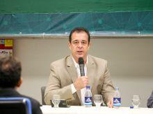 Dir. Presidente da FAPEAM DR. René Levy Aguiar - SEMINÁRIO DE INOVAÇÃO - FOTO ÉRICO XAVIER_-13