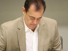Dir. Presidente da FAPEAM DR. René Levy Aguiar - SEMINÁRIO DE INOVAÇÃO - FOTO ÉRICO XAVIER_-31