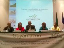 SEMINÁRIO GUYAMAZON EM BRASÍLIA - FOTO: ANTÔNIO LIMA/FAPEAP