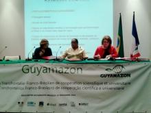 SEMINÁRIO GUYAMAZON EM BRASÍLIA