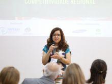 Sheila Oliveira - Diretora Tecnica da Anprotec - Fotos Érico Xavier