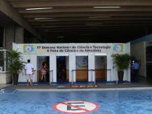 XI SEMANA NAC. DE C&T E II FEIRA DE CIÊ. DA AMAZÔNIA - FOTOS ÉRICO X-9