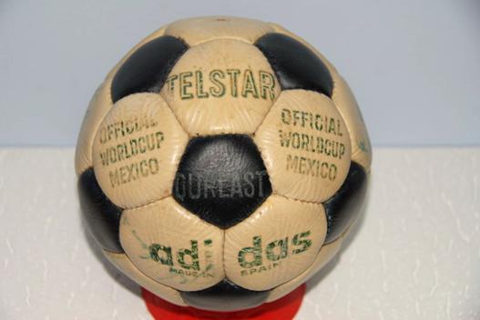 3de99db66a Pesquisa resgata história das bolas das Copas do Mundo de Futebol ...