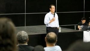 25.09.2015 - RENÉ LEVY - DIR. PRES. FAPEAM ABERTURA DA TERCEIRA FASE DO SINAPSE - FOTO ÉRICO XAVIER-13