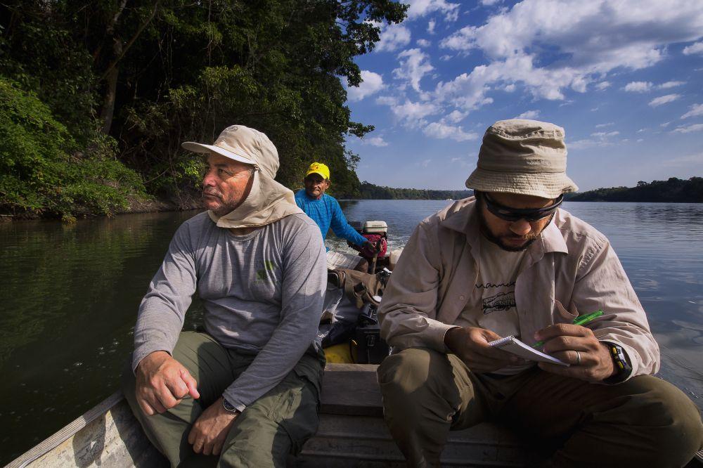 """""""Apesar das dificuldades é possível fazer ciência na Amazônia"""""""
