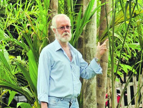 """""""Humanos modificam suas paisagens continuamente, seja para melhorar a diversidade de plantas úteis, seja para degradá-la"""""""