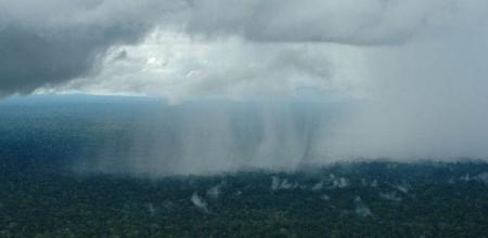 Chuvas na Amazônia