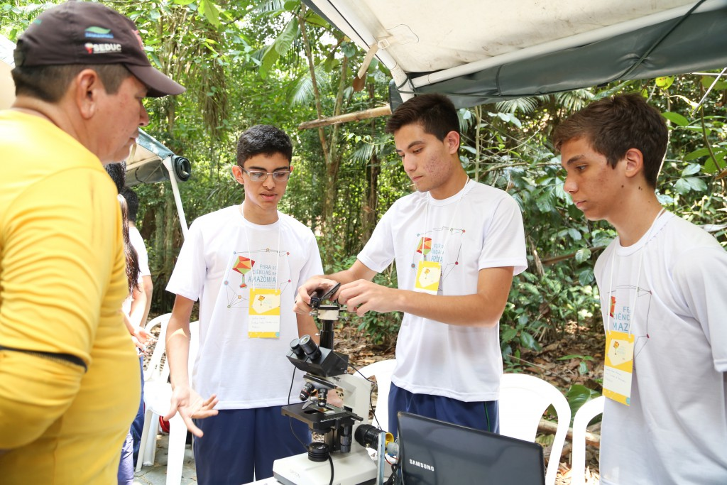 SEMANA NACIONAL DE CIÊNCIA TECNOLOGIA E INOVAÇÃO DO AMAZONAS 2016-72