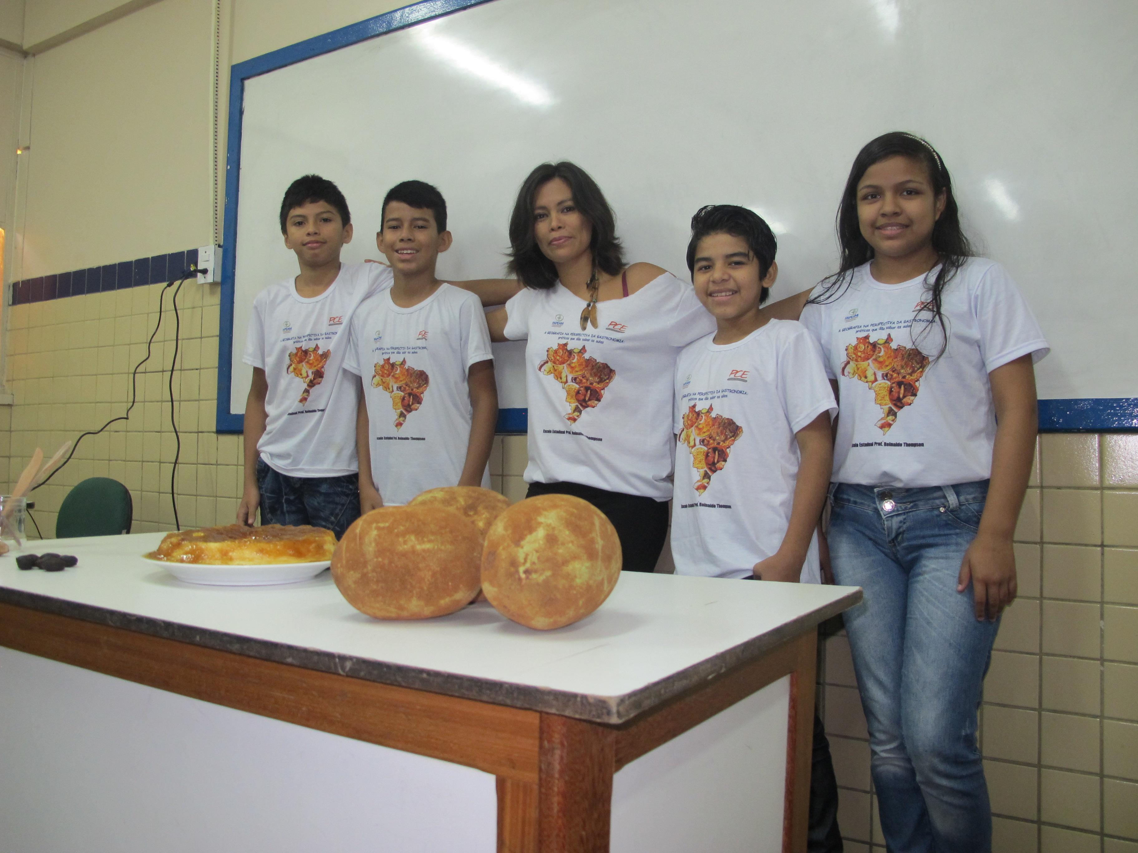 Equipe do projeto 2