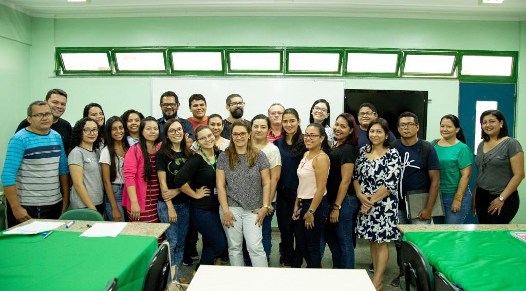Aula UEA - PPG em Ed. e Ens. da Amaz. 57