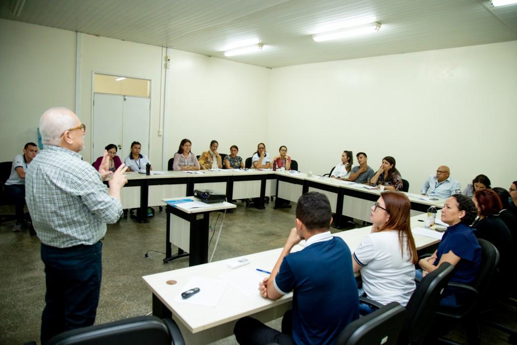 Primeira Oficina de Processos Adminst. da Fapeam - Fotos Érico X-11