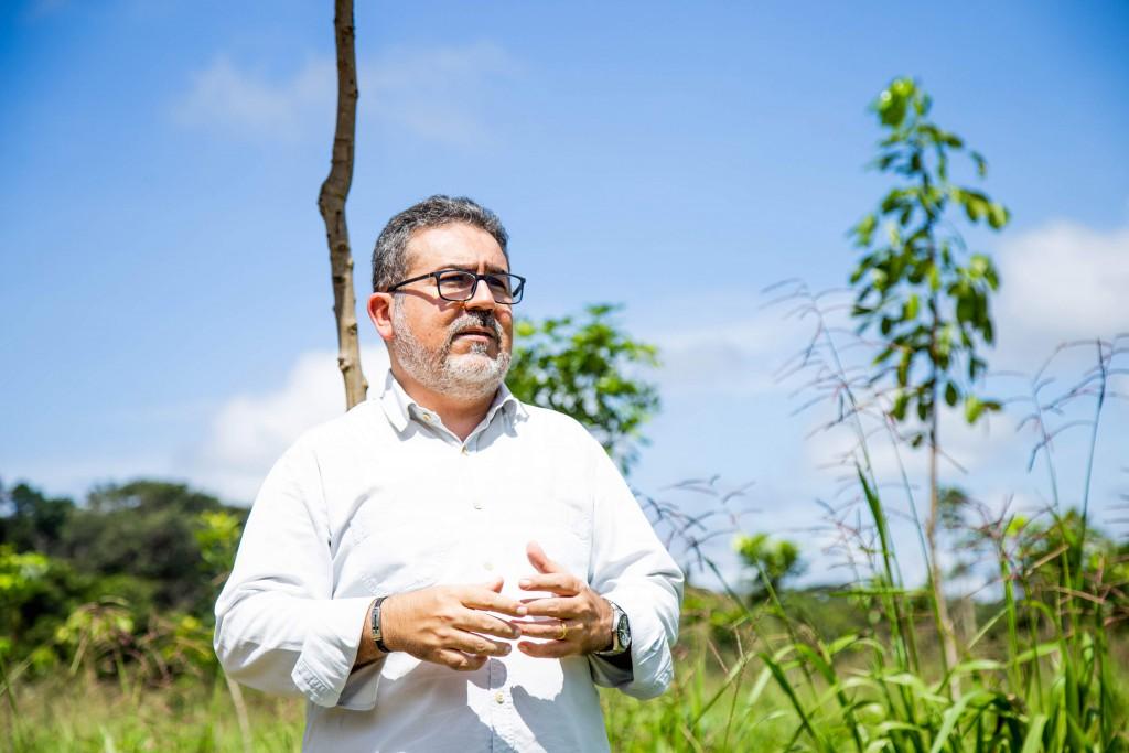 14.03.2019 - DR. EVERTON RABELO - EMBRAPA - FOTOS ÉRICO XAVIER._-98