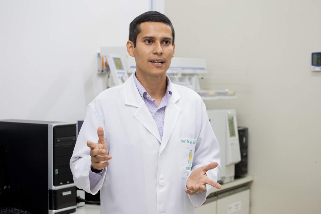 Dr. Igor Magalhães - UFAM - Fotos Erico Xavier-43