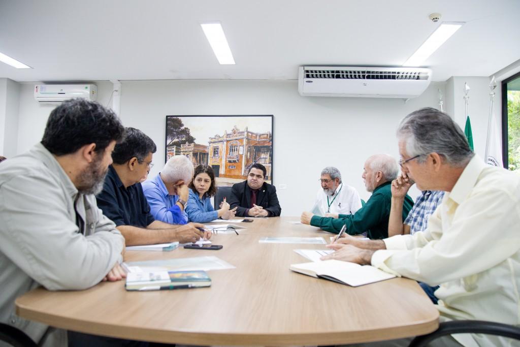 20.05.2019 - PROGRAMA CENTELHA - FAPEAM E UFAM - FOTOS ÉRICO X._