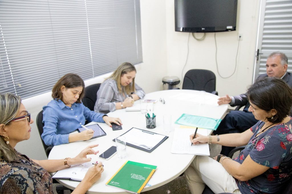 Reunião Seplancti Fapeam